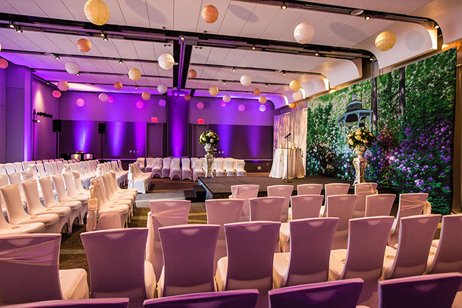 Virginia Beach Convention Center LGBT Wedding Venue in Virginia Beach Virginia