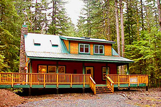 Mount Baker Lodging, Inc. - Cozy two story cabin rental