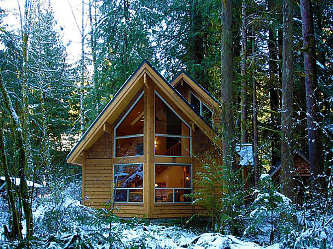 Mount Baker Lodging, Inc. - 2-story vacation home