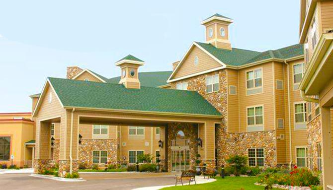 Best Western Premier Bridgewood Resort Hotel Conference Center Exterior