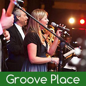 LGBT Friendly Wedding Vendor Groove Place Havertown PA Dance Band Logo