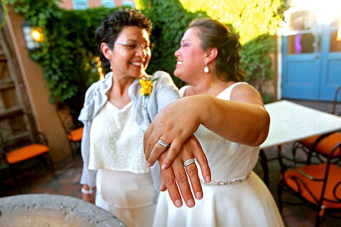 same sex weddings in santa fe in Nowra