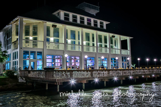 Texas Beach Wedding Planning Mansion By The Sea Private Estate Along Waterfront