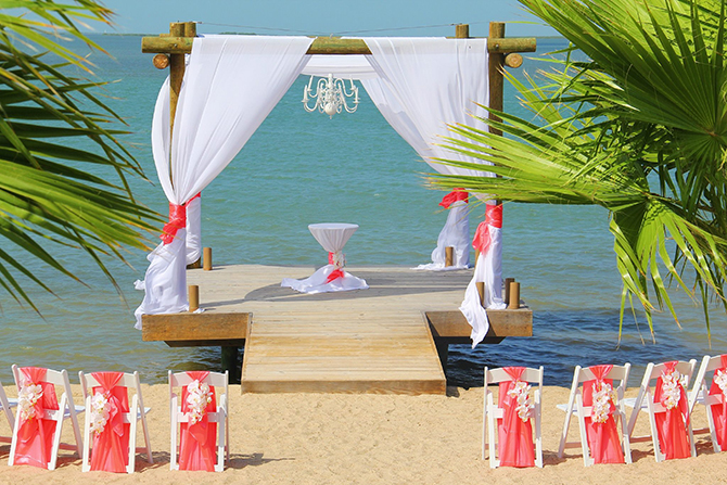 Texas Beach Wedding Planning