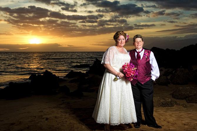 Paquetes de bodas gay en Maui - Boda gay -