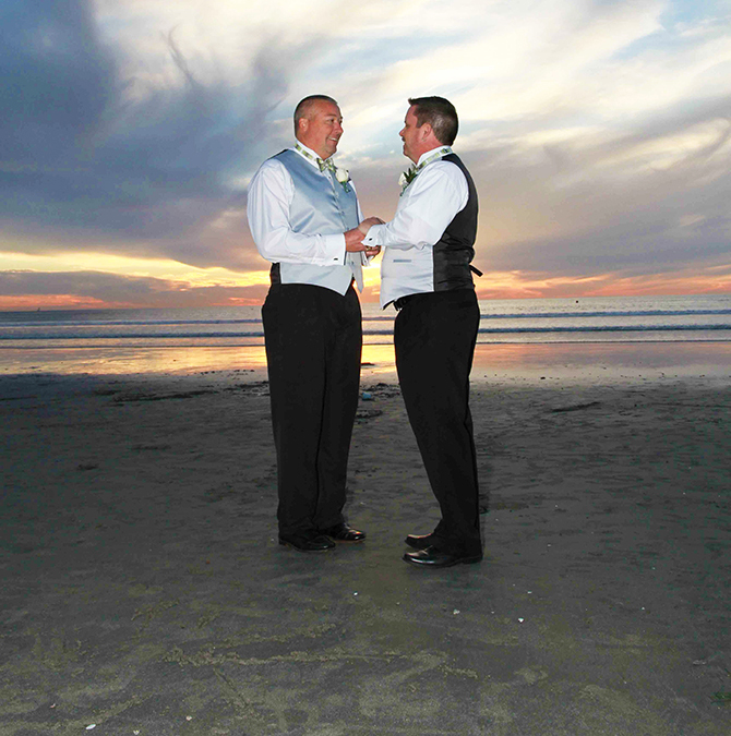 California gay weddings on hold, girls cup sex