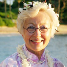 Trinity Hawaiian Weddings - Judith I. Leong Same Sex Wedding Officiant